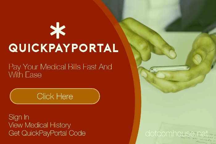 QuickPayPortal offers various services to the registered users